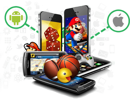 Mobile Game Development Services